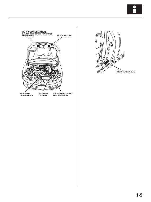 acura rsx service manual