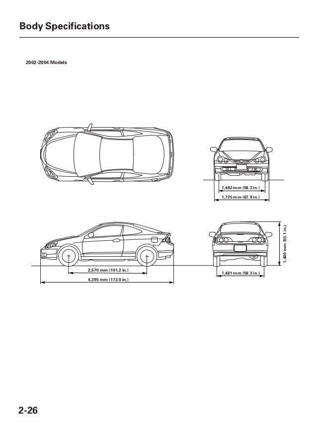Rsx Engine Diagram   Repair Manual on
