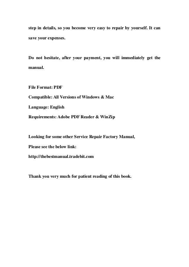 2005 dodge dakota service repair factory manual instant download