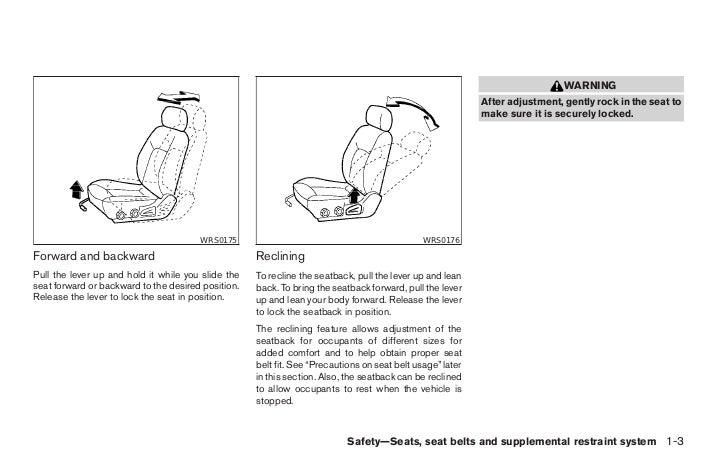 2006 altima owner s manual rh slideshare net 2006 nissan altima 2.5 service manual 2006 nissan altima 2.5 service manual