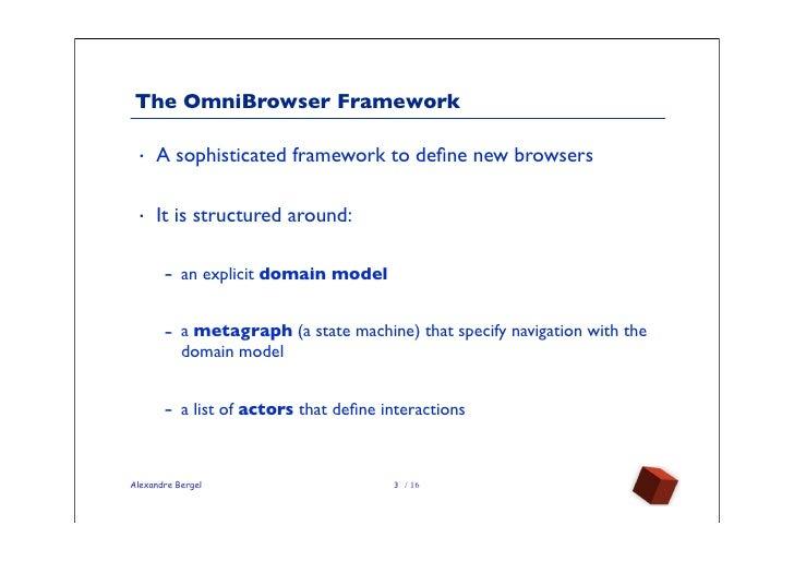 2006 Esug Omnibrowser Slide 3