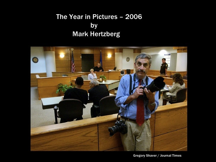 The Year in Pictures – 2006   by Mark Hertzberg Gregory Shaver / Journal Times