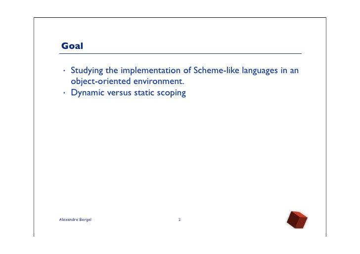 2006 Small Scheme Slide 2