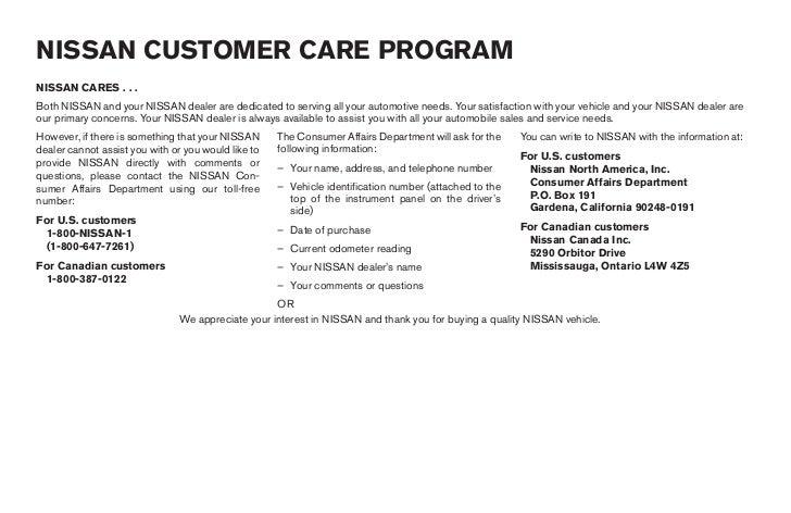 2006 xterra owner s manual rh slideshare net 2011 nissan xterra owner's manual 2008 Nissan Xterra
