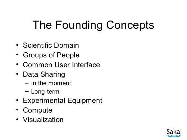 A View on eScience Slide 3