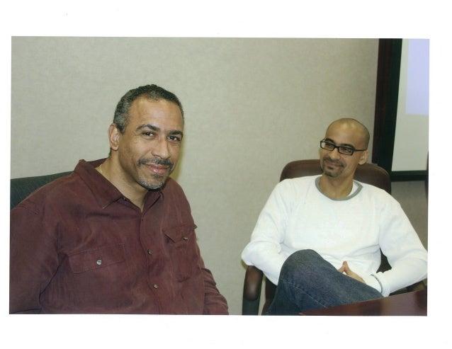 The Afrolatin@ Project Meeting March 31, 2006-April 1, 2006 Photos