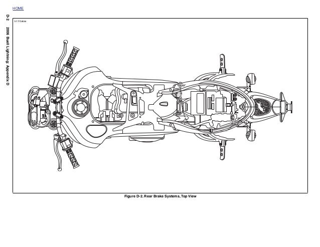 2006 buell lightning service repair manual