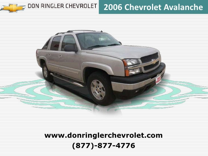 Chevrolet Avalanche Don Ringler Austin Chevrolet Dealer - Chevrolet dealerships in austin