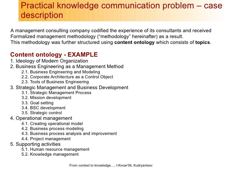 Engineering Knowledge Map : Knowledge engineering ontology dodge reviews