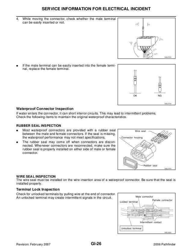 mitce nissan pathfinder electrical diagram  nissan  auto