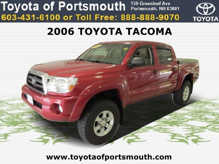 Used Toyota Tacoma Portsmouth NH Toyota Dealer - Toyota dealer nh