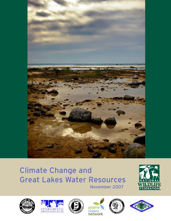 Climate Change and Great Lakes Water Resources                  November 2007