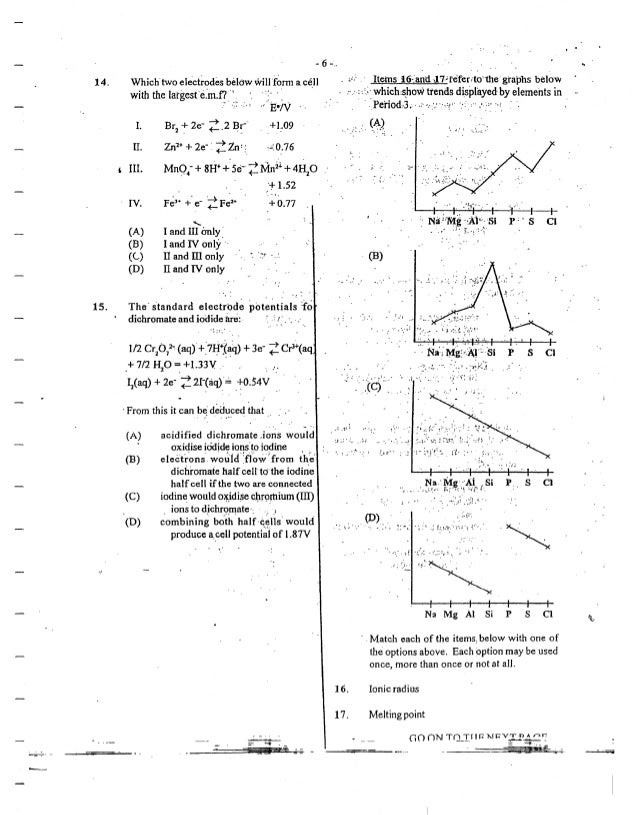 hkcee chemistry 2007 paper 1 1 2 related searches for hkcee 2007 eng answer  chemistry 2007 å¹´ paper 1 & 2 + marking + mc answers  mathspercyyeungwordpresscom/dse-maths/ce-and-dse.