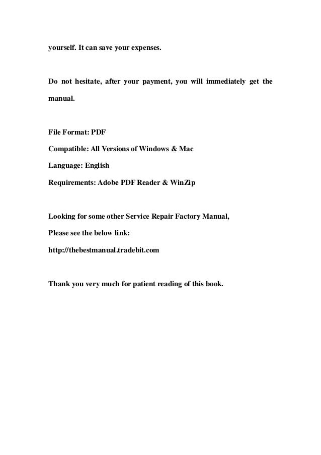 2008 mitsubishi lancer service manual pdf