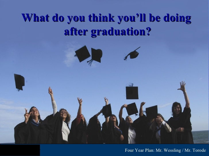 what is after high school