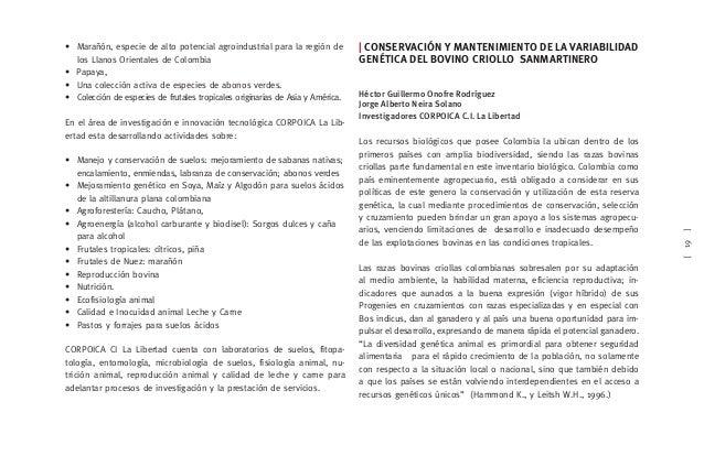 [19] • Marañón, especie de alto potencial agroindustrial para la región de los Llanos Orientales de Colombia • Papaya, • U...