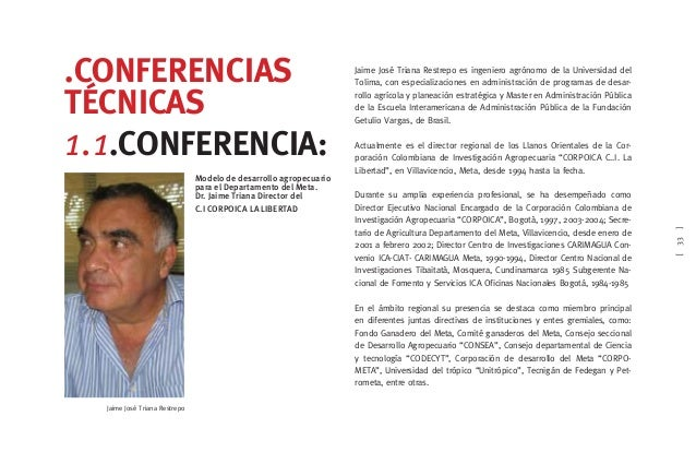 [35] Aspectos prácticos para la producción de la ganadería eficiente en la Argentina. Dr. Martín García Fernández. Vicepres...