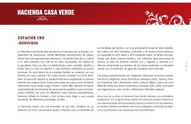 [21] ESTACIÓN UNO RANCHO CLARO S.A. es una organización agroindustrial especializada en la producción y comercialización d...
