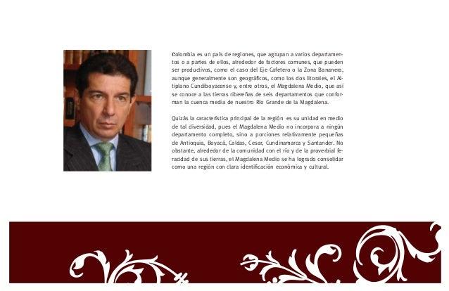[5] Prólogo 2 sección uno contexto regional ganadero - magdalena medio 6 sección dos empresas ganaderas 12 hacienda pajare...