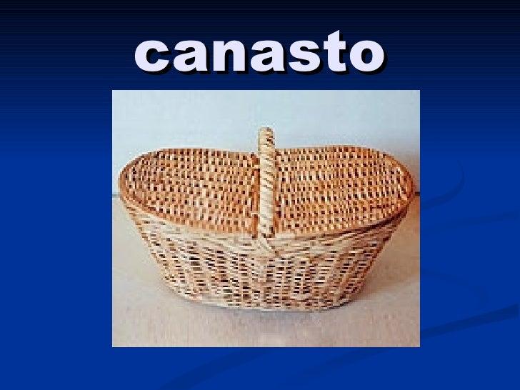 canasto