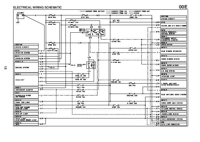 Wiring Diagram For 2003 Ford Ranger