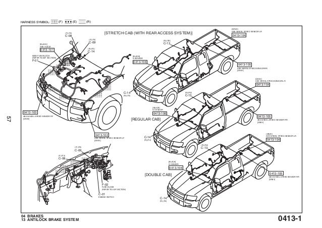 Manual Electrico Ranger Courier Fordrhslideshare: Ford B2500 Engine Diagram At Elf-jo.com