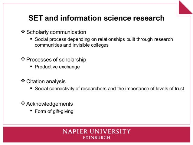 importance of theory in social science research