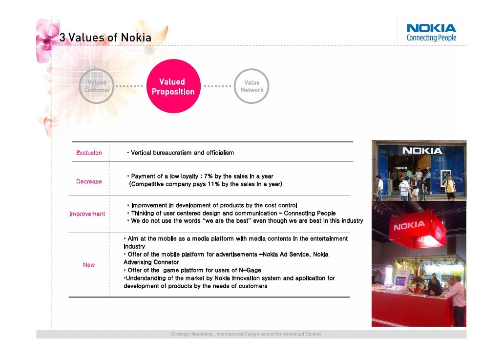 nokia analysis Analysis the mobile landscape is littered with manufacturers who lost  when  microsoft acquired nokia's devices and services division in late.
