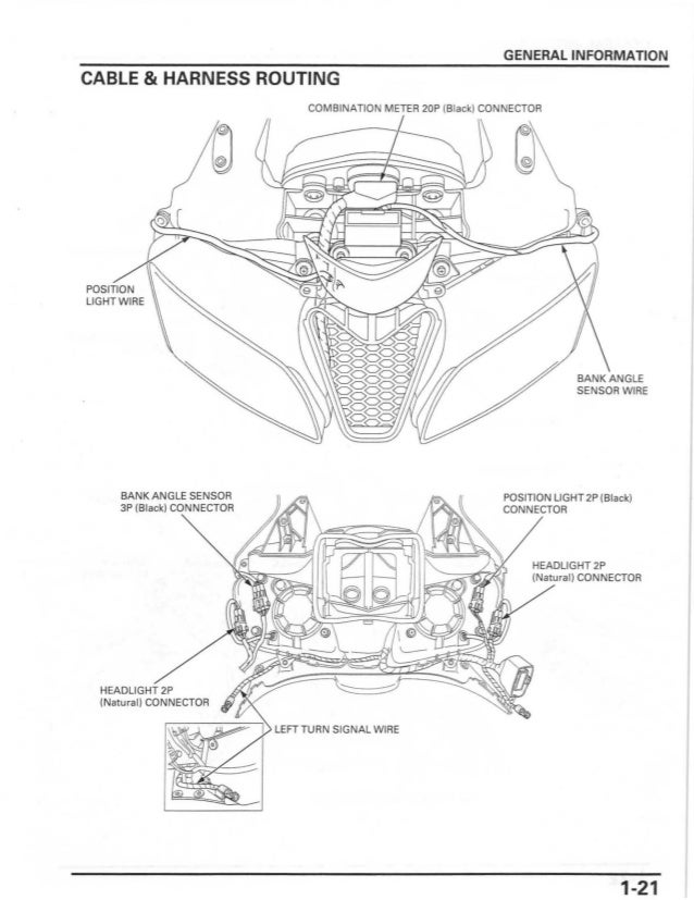 2008 honda cbr600rr wiring harness diagram