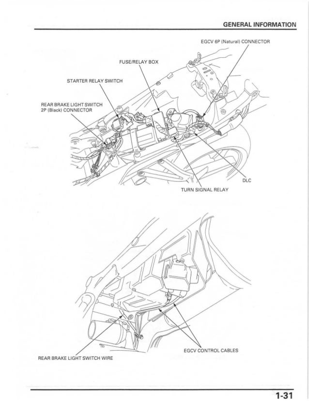 2009 Honda Cbr600rr Fuse Box Diagram