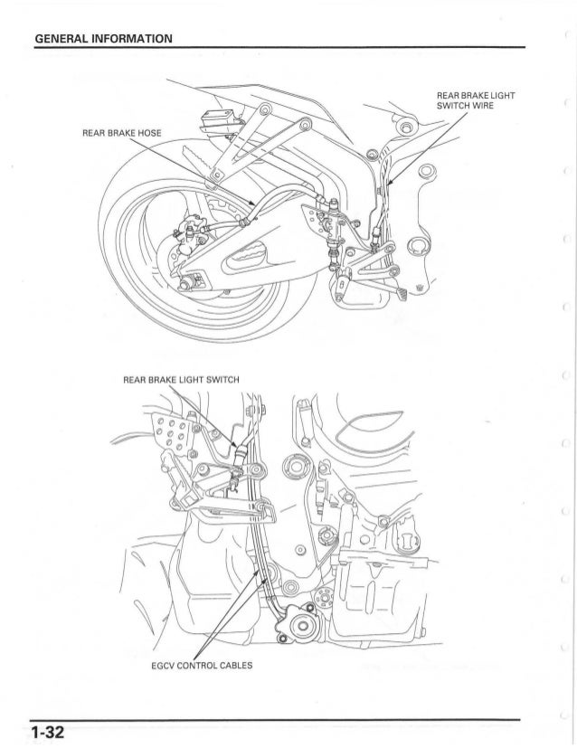 07 Cbr600rr Tail Light Wiring Diagram
