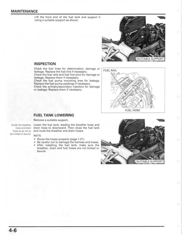 2007 owner manual honda cbr600rr