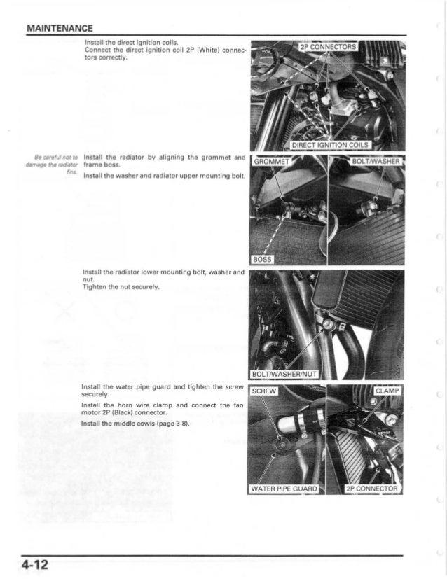 Pcx 150 Service Manual