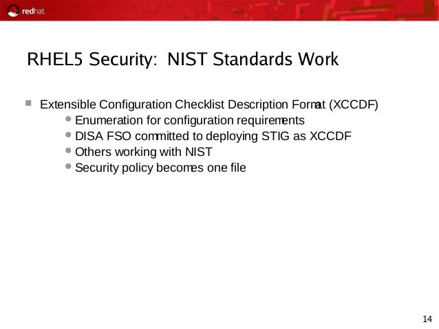 Application Security: Disa Application Security Checklist