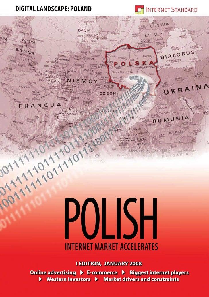 Digital lanDscape: polanD                                             DIGITAL LANDSCAPE: POLAND                    Polish ...