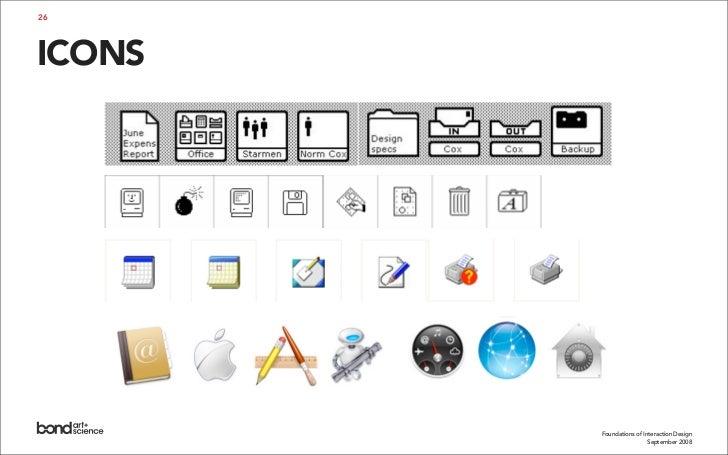 MENUS             Foundations of Interaction Design                          September 2007                               ...