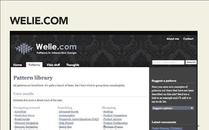 WELIE.COM                 23   Do It With Drupal | December 2008