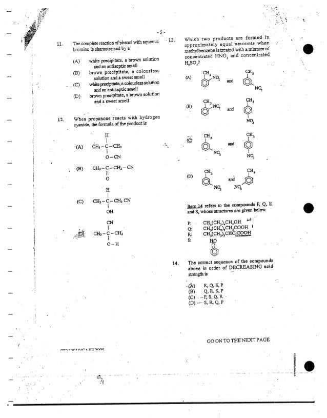 cape chemistry unit 1 Note that the pre-2009 papers are from a different syllabus, but are still aqa and  are not exactly the same but share a high proportion of stuff with unit 1.