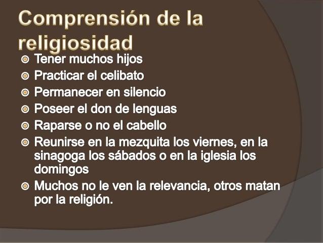 ESPIRITU DE RELIGIOSIDAD EPUB