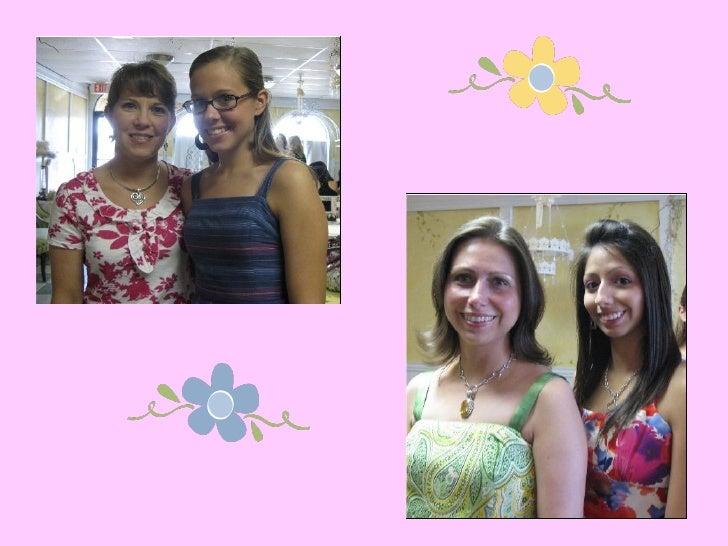 Mother/Daughter Spring Banquet Slide 3