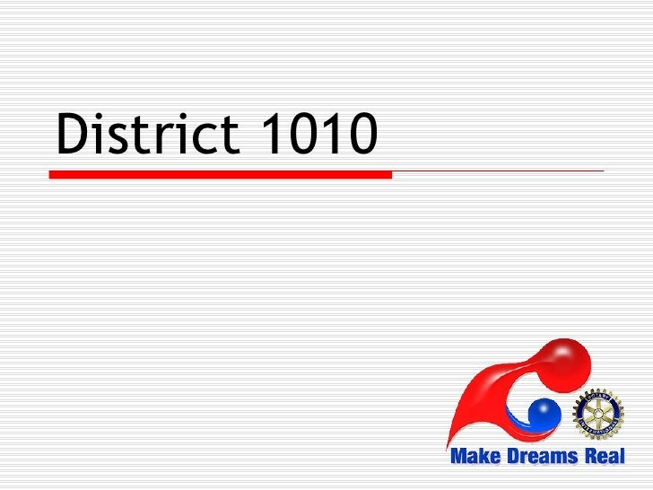 District 1010