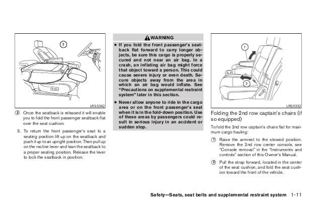 2008 ARMADA OWNER'S MANUAL