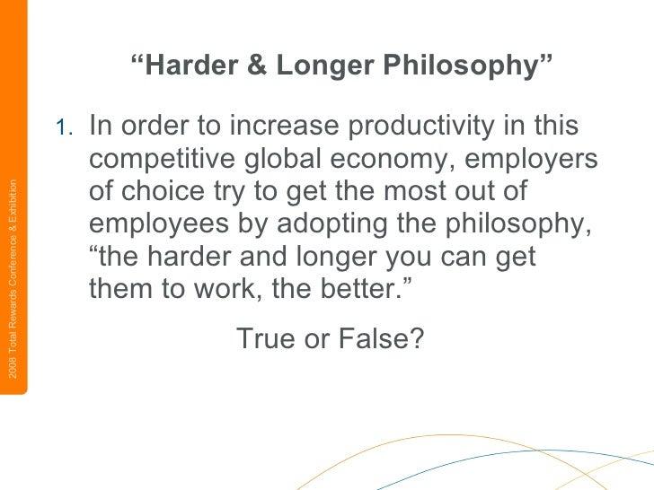 Take the Work-Life Quiz Slide 3