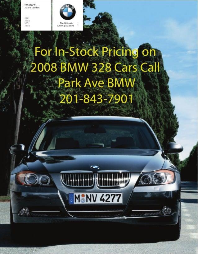 2008 Bmw 328xi For Sale Nj