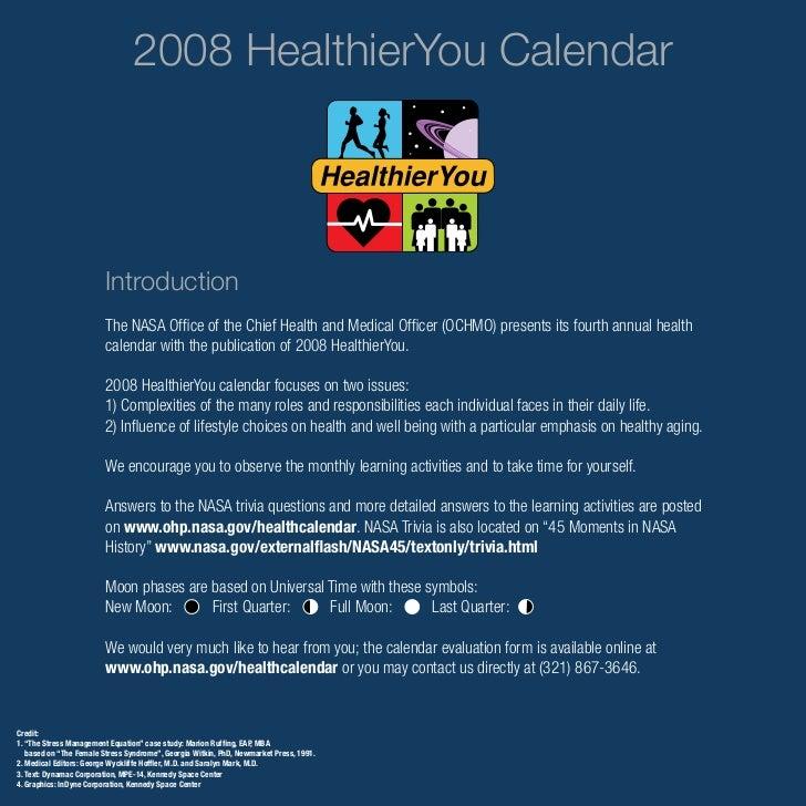 2008 Calendar Slide 2