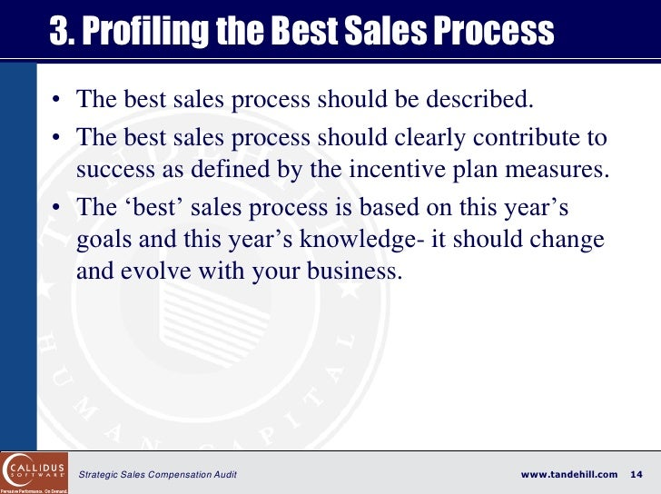 The Strategic Sales Incentive Plan Audit Put Away Your Calculator – Best Sales Plan