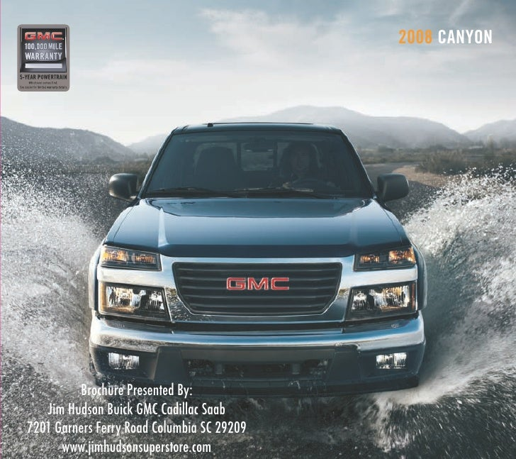 Gmc Columbia Sc >> 2008 Gmc Canyon Columbia South Carolina