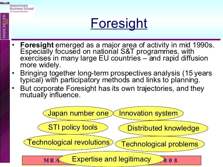 corporate foresight - an introduction Slide 3