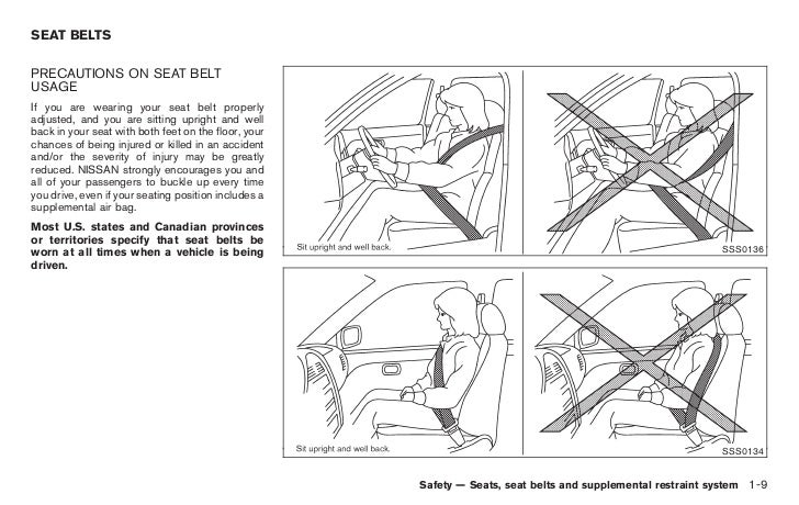 2008 ROGUE OWNER'S MANUAL