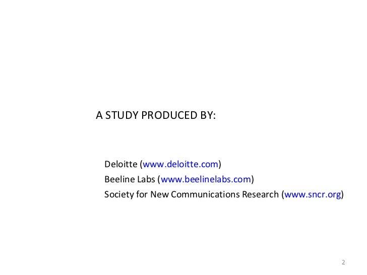 2008 Tribalization Of Business Study  Sncr Webinar Slide 2
